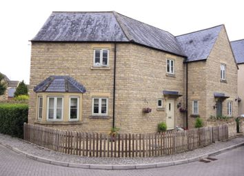 Thumbnail 3 bed semi-detached house for sale in Parry Close, Cirencester