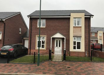 Thumbnail 3 bedroom detached house for sale in Lynwood Way, South Shields