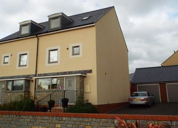 Thumbnail 4 bed property to rent in Cursley Path, Wells