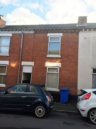 Thumbnail 3 bed terraced house to rent in Crosby Street, Derby