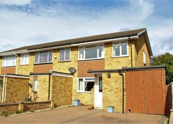 Thumbnail 3 bed end terrace house for sale in Newton Way, Tongham