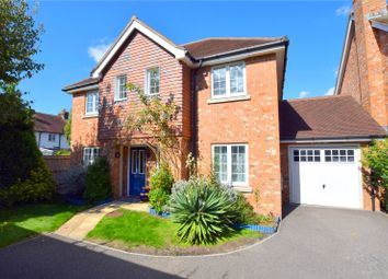Thumbnail 4 bed detached house for sale in Blue Leaves Avenue, Coulsdon
