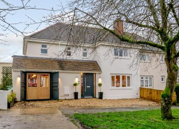 Thumbnail 4 bed semi-detached house for sale in The Green, Cirencester