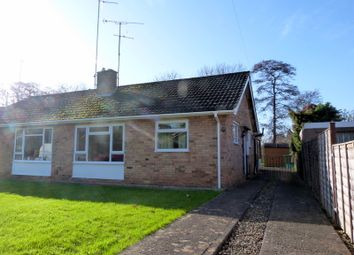 Thumbnail 2 bed semi-detached bungalow to rent in Southgate Drive, Cheltenham