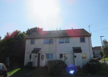 Thumbnail 1 bedroom terraced house to rent in Bubwith Close, Chard