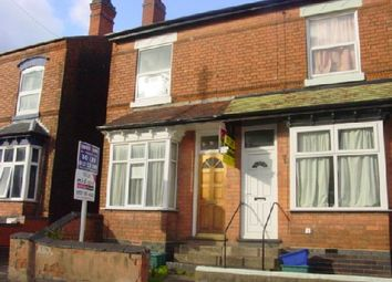 Thumbnail 2 bed terraced house to rent in Oscott Road, Perry Barr, Birmingham