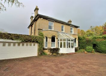Thumbnail 4 bed detached house for sale in Lewes Road, East Grinstead, West Sussex.