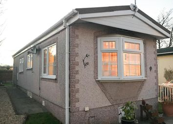 2 bed mobile/park home for sale in Stalmine Hall Park, Hall Gate Lane, Stalmine, Poulton Le Fylde FY6