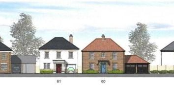Thumbnail 4 bedroom detached house for sale in St Johns Village, Medland Drive, Bracebridge Heath, Lincoln
