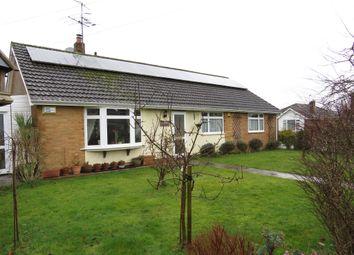 Thumbnail 4 bed detached bungalow for sale in Squarey Close, Downton, Salisbury