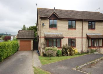 Thumbnail 4 bed semi-detached house for sale in Borough Close, Kings Stanley, Stonehouse