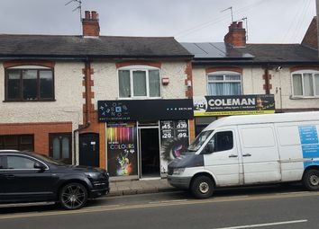 Thumbnail 1 bed flat to rent in Coleman Road, Rowlatts Hill, Leicester