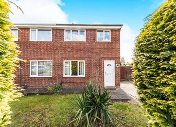 Thumbnail 3 bed semi-detached house for sale in Biretta Close, Stockton-On-Tees