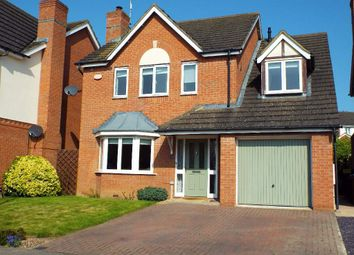 4 bed detached house for sale in Briarwood Way, Wollaston, Northamptonshire NN29