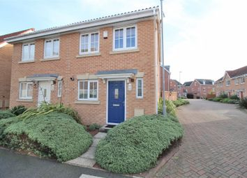 Thumbnail 2 bed semi-detached house for sale in Mountbatten Way, Beeston, Nottingham