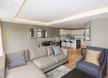 Thumbnail 2 bedroom flat to rent in Chancellor Road, Hammersmith
