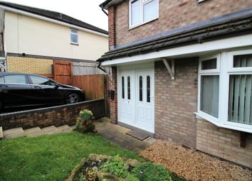 Thumbnail 3 bed semi-detached house for sale in Woodlands Close, Tintwistle, Glossop