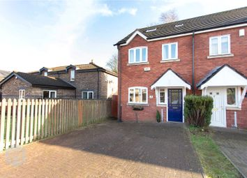 3 bed semi-detached house for sale in Stoneleigh Villas, Stoneleigh Drive, Radcliffe, Manchester M26