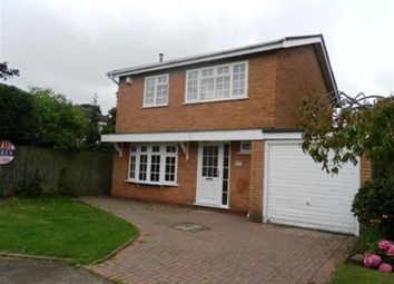 Thumbnail 3 bed property to rent in Amington Close, Four Oaks, Sutton Coldfield, West Midlands