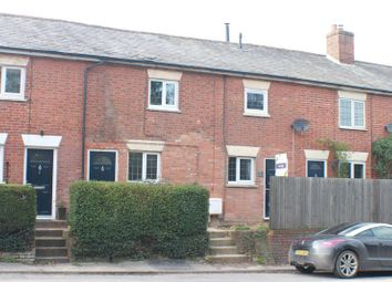 Thumbnail 2 bed terraced house for sale in The Chapel, Sherborne St John, Basingstoke