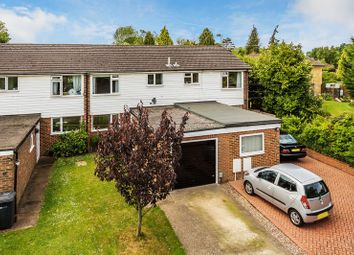Thumbnail 3 bed terraced house for sale in Willow Lane, Boxgrove Road, Guildford