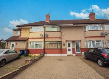 Thumbnail 2 bed terraced house for sale in Girton Close, Northolt