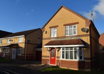 Thumbnail 3 bedroom detached house for sale in Buttermere Avenue, Wythenshawe, Manchester