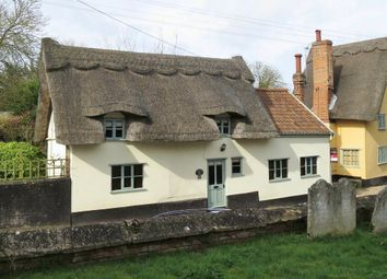Thumbnail 2 bedroom cottage for sale in The Street, Wattisfield, Diss