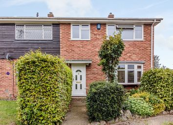 Thumbnail 3 bed end terrace house for sale in Heron Road, Aylesford, Kent