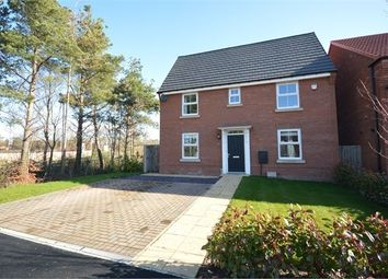 Thumbnail 3 bed detached house for sale in Wettonmill Close, Teal Farm Village, Washington, Tyne & Wear.