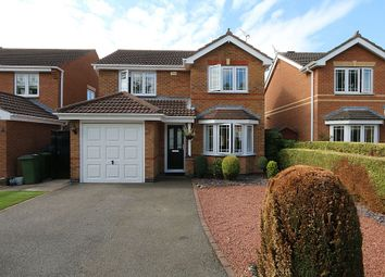 Thumbnail 3 bed detached house for sale in Pendragon Way, Leicester Forest East, Leicester, Leicestershire