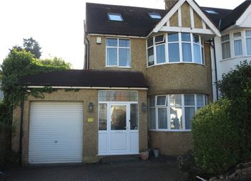 Thumbnail 4 bed semi-detached house for sale in Wakemans Hill Avenue, London