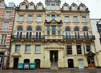 Thumbnail 1 bed flat to rent in The Grand, Westgate Street, Cardiff