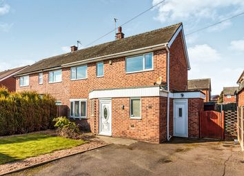 Thumbnail 3 bed semi-detached house for sale in Gotham Road, Brinsworth, Rotherham
