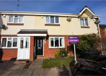Thumbnail 2 bedroom terraced house for sale in Balvenie Way, Dudley