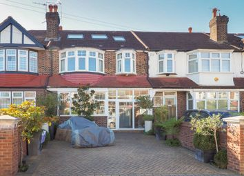 4 bed terraced house for sale in Coppice Close, London SW20