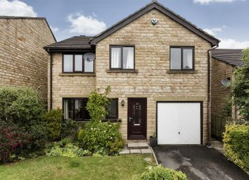 Thumbnail 4 bed detached house for sale in Ashford Park, Golcar, Huddersfield