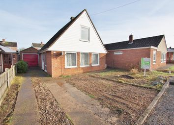 Thumbnail 3 bedroom detached house for sale in Westwood Gardens, Wymondham