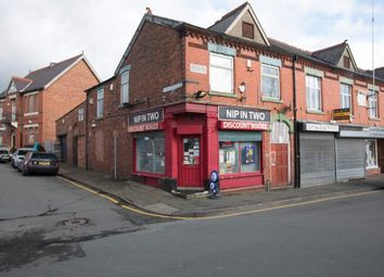 Thumbnail Retail premises for sale in High Street, Winsford