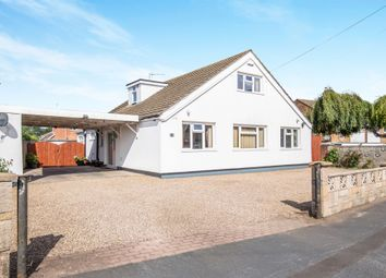 Thumbnail 4 bedroom detached bungalow for sale in Colby Drive, Thurmaston, Leicester