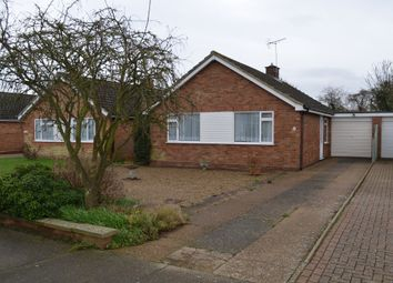 Thumbnail 2 bed detached bungalow for sale in Colneis Road, Felixstowe