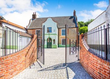 Thumbnail 5 bed link-detached house for sale in Fakenham, Norfolk