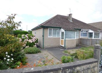 Thumbnail 2 bed semi-detached bungalow for sale in Hayfell Avenue, Westgate, Morecambe