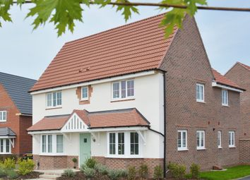 "Thumbnail 4 bed detached house for sale in ""Willoughby"" at Hollygate Lane, Cotgrave, Nottingham"