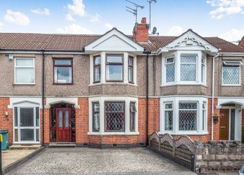 Thumbnail 4 bed terraced house for sale in Woodclose Avenue, Coundon, Coventry