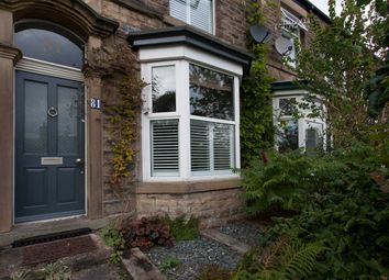 Thumbnail 3 bed terraced house for sale in Spring Bank, New Mills, High Peak