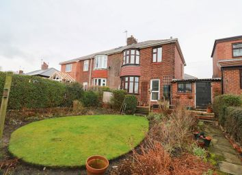 Thumbnail 3 bedroom semi-detached house to rent in Naylor Avenue, Winlaton Mill, Blaydon-On-Tyne