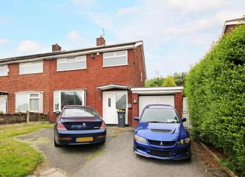 Thumbnail 3 bedroom semi-detached house for sale in Newcombe Drive, Little Hulton, Manchester