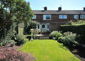 Thumbnail 3 bed terraced house for sale in Hampson Crescent, Handforth, Wilmslow