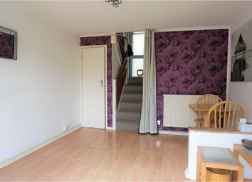 Thumbnail 1 bed terraced house for sale in Jackson Close, Plymouth